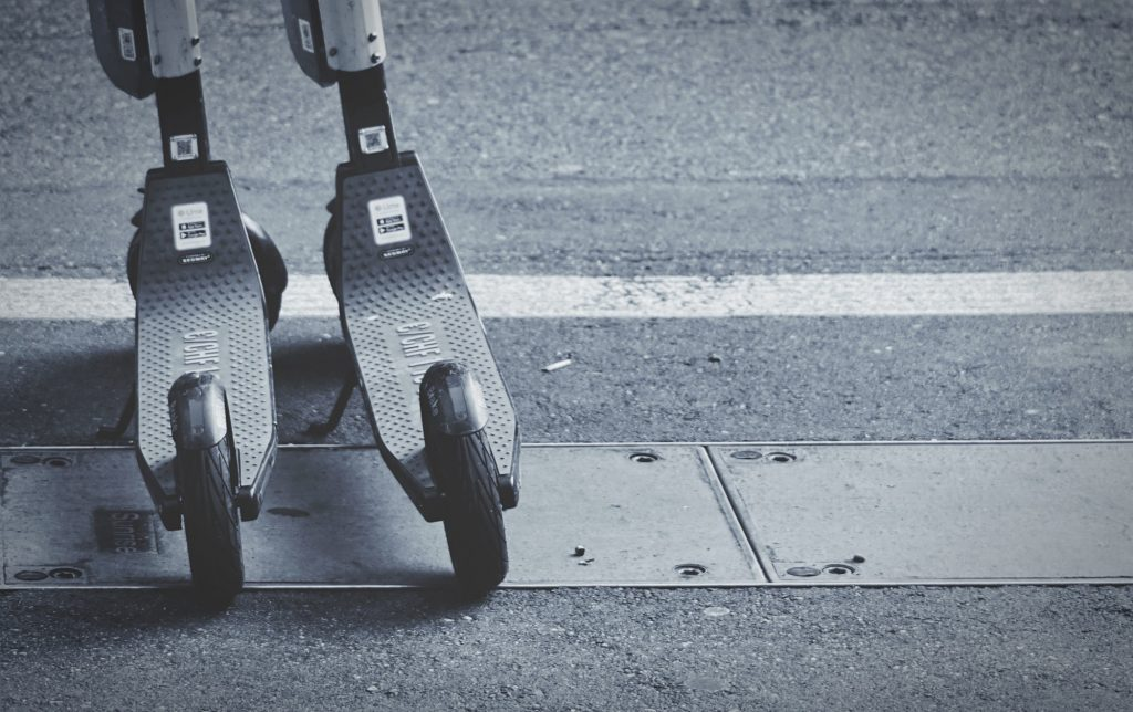 Limiter son empreinte carbonne en roulant responsable